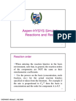 CHEM4005 1 Aspen HYSYS Aplication Rev2