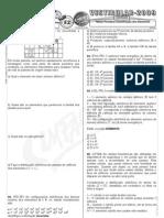 Química - Pré-Vestibular Impacto - Tabela Periódica - Classificação dos Elementos 01
