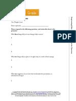hinden  3 2 1 evaluation form