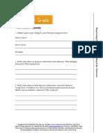hinden post class materials
