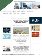 Capacitación Para Ser Guía Turístico Habilitado Del Parque Nacional Quebrada Del Condorito _ El Diario de Turismo