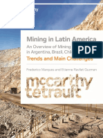 MINING LAW Latin America McCarthy Tetrault 2017