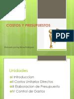 Intro Costos y Presupuestos en Construccion1.Ppt