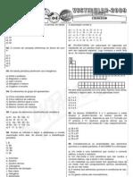 Química - Pré-Vestibular Impacto - Tabela Periódica - Exercícios I