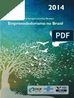 Empreendedorismo No Brasil - GEM Global Entrepreneurship Monitor 2014