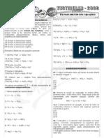 Química - Pré-Vestibular Impacto - Balanceamento das Equações I
