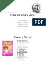 Proyecto Binary Logic