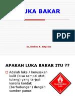 Luka Bakar-dr. Khrisna