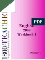 English Workbook P1