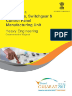 Capacitors Switchgear and Control Panel Manufacturing Unit