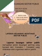 Power Point Laporan Keuangan Sektor Publik