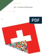 Dossier La Suisse