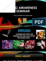 Drug Awareness Lecture (b)