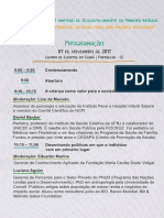 Programacao Oficial VII Simposio Atualizada