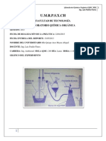 Informe 5 Lab Qmc 200 destilacion a presion reducida