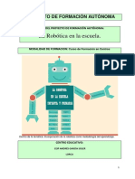 Proyecto Robótica Scribd