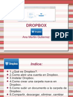 Tutorialdropboxani PDF 160303165803