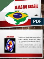 Igrejas No Brasil - 3