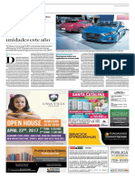 Ventas de la industria automotriz retoman la senda del crecimiento