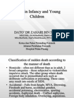 Death in Young Children