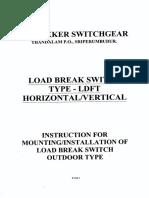 Operating Manual LDFT