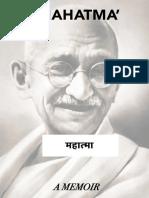 Tourist Booklet for the Mahatma Gandhi Museum - Varun Kapadia