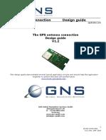 GPS Antenna Connection Design Guide_V012