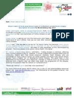 WKD2017 Sample Press Release 20170130