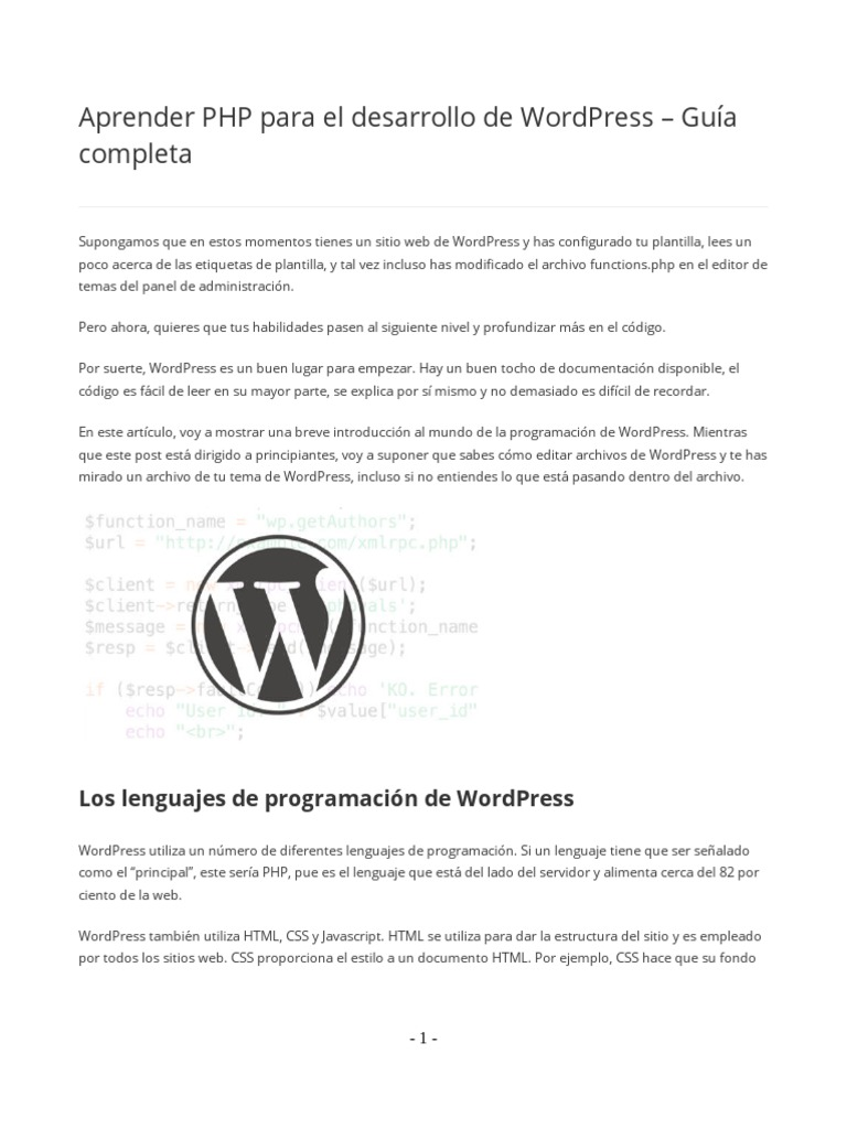 Contemporáneo Sitio Web De Php De Plantilla Molde - Ejemplo De ...