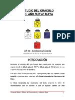 Estudio Oráculo Año Nuevo Maya 2017-2018