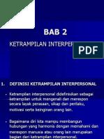 Bab 2 - Ketr Inter-Intra
