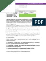 Actividad 1 Proc Organigrama