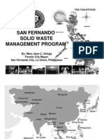 San Fernando Solid Waste Management Program