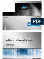 La Estrategia Web 2.0
