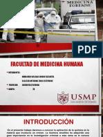 Seminario 9 Medicina Forense Usmp