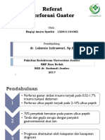 Referat Perforasi Gaster (Dr.mie)