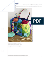 Crafty Tote