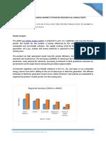 Gas Turbine Engine Market Analysis – Forecasts to 2025