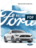 2017 Mustang Owner Manual Version 1 Om ES ES 05 2016