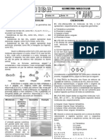 Química - Pré-Vestibular Impacto - Geometria Molecular