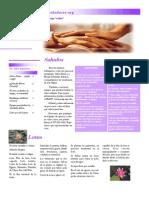 Newsletter Los Cuidadores - agosto-