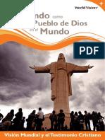 Viviendo Como Pueblo de Dios en El Mundo-Estudio Biblico de La Confraternidad.af13