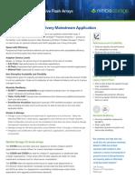 Nimble Storage Adaptive Flash Datasheet 0816 v9
