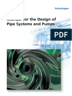 Pump&System Diseño