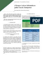 Analisis de reisgos IEEE paper