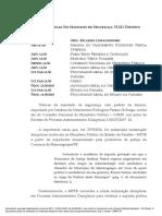 Procuradoria Regional Eleitoral emite nota de esclarecimento sobre afastamento de Promotora de Justiça