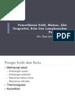 Pemeriksaan Kulit, Mamae, Alat Urogenital 2016.pdf