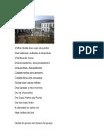 Poema à Velha
