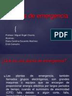 Planta de Emergencia