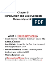 Chapter 5-Basic Thermodynamic